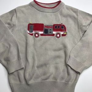 Gymboree Cotton Sweater sz 4 EUC
